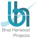 Braz Harwood Projects Blue colour